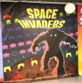 space invaders decor huren carecaverhuur virtualgames game popart comic 1980 deco area